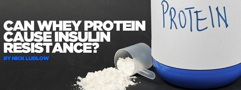 Whey Protein's Impact On Insulin Resistance & Blood Glucose
