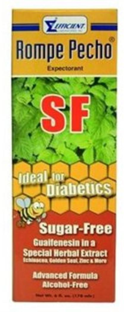 Sugar Free Cough Medicine For Diabetics