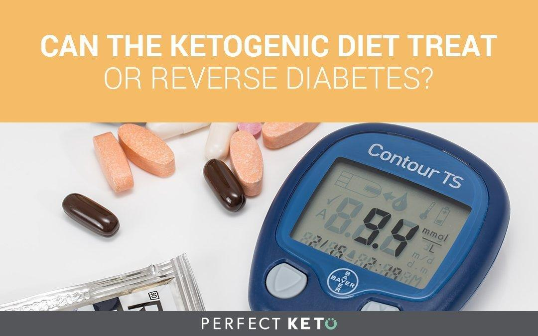 Can The Ketogenic Diet Treat Or Reverse Diabetes?