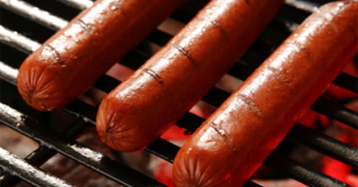 Study: Hot Dogs, Bacon Pose Big Health Risk