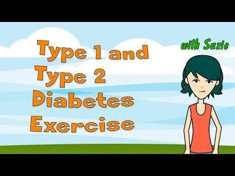 Type 2 Diabetes And Exercise