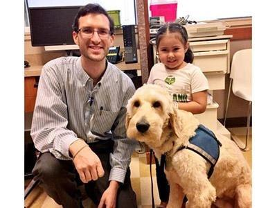 Etsu Physician Studies Reliability Of Diabetes Alert Dogs