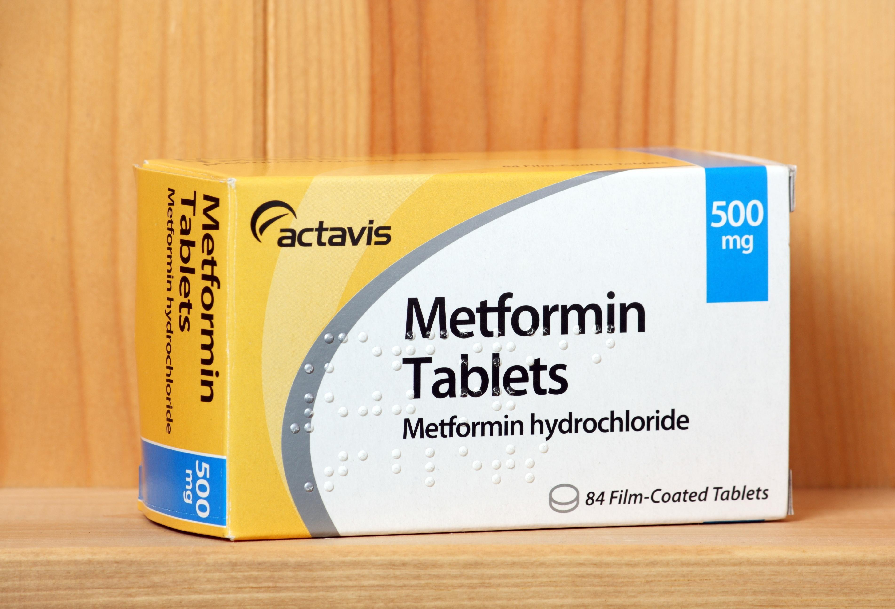 Metformin Gi Side Effects Mechanism