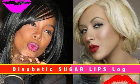 Start a 'SUGAR LIPS' Log to Help You Manage Your Diabetes - Divabetic