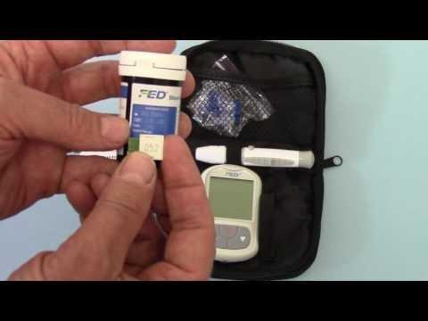 Blood Glucose Meter Program