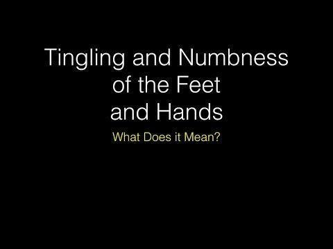 Neuropathy Symptoms: Beware Of Tingling Feet