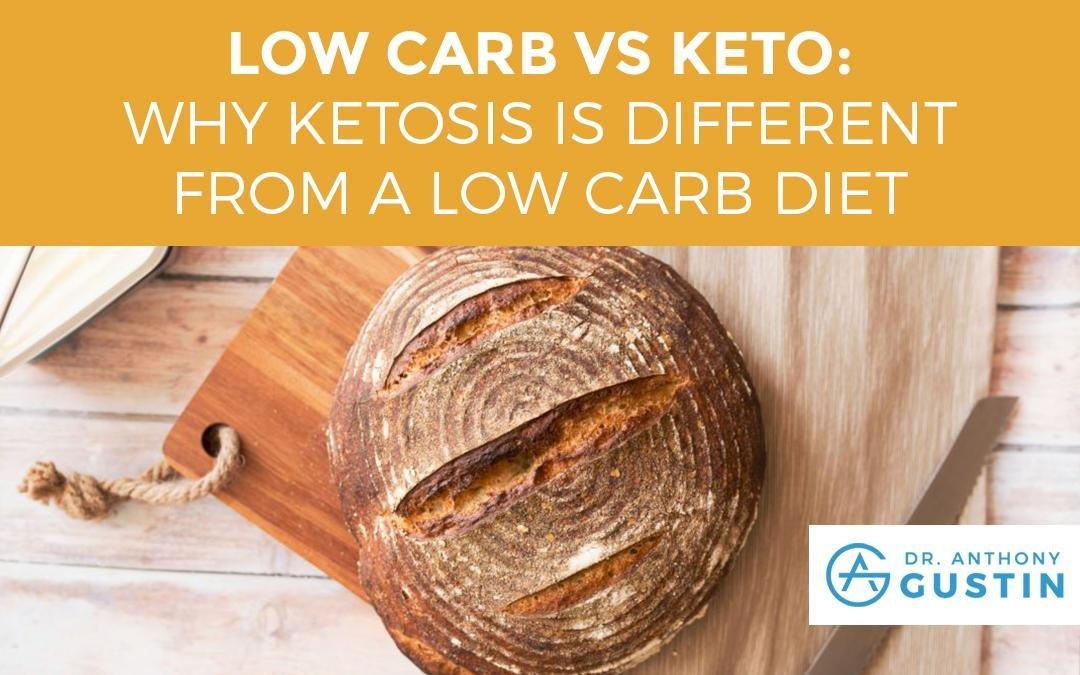 Low Carb Vs Keto: Why Ketosis Is Different From A Low Carb Diet