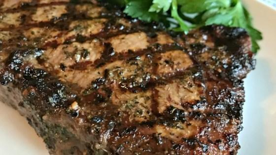 Diabetic Steak Marinade