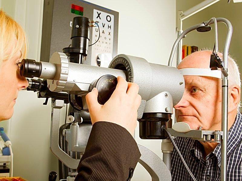 Can Optometrists Do Diabetic Eye Exams?