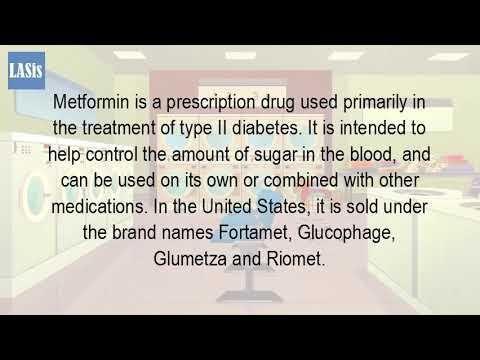 Metformin Overdose Antidote