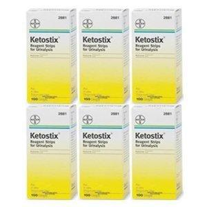 ## Review Bayer Ketostix Reagent Strips For Urinalysis Bulk 600 Strips