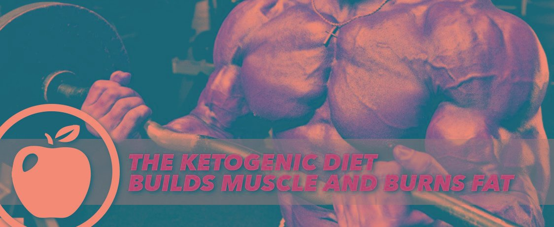 The Ketogenic Diet Builds Muscle And Burns Fat