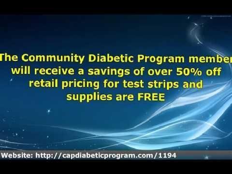 Diabetes Financial Assistance