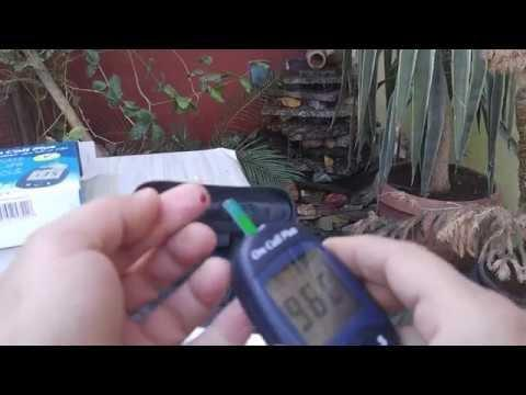 How To Use On Call Plus Blood Glucose Meter