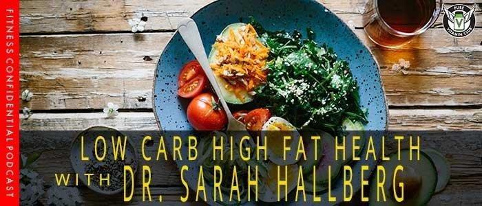 Lchf Health With Dr. Sarah Hallberg