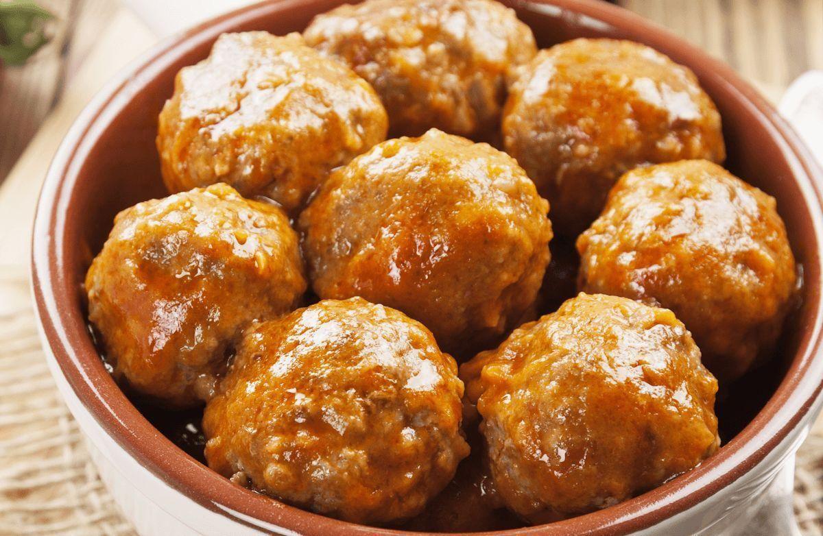 Diabetic Turkey Meatballs