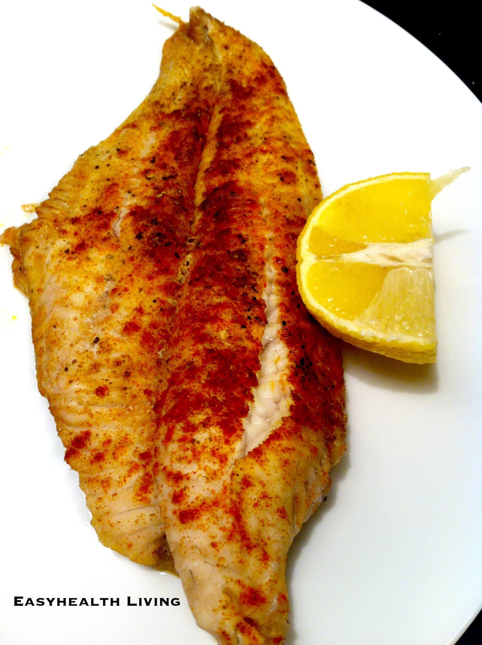 Grilled Fish Recipes For Diabetics