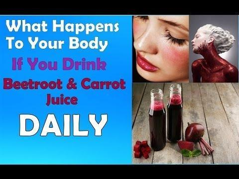 Carrot And Beetroot Juice For Diabetes