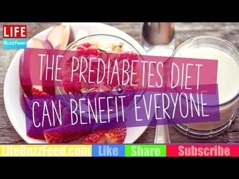 Diet For Prediabetes And High Cholesterol