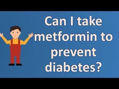 Accidentally Took Metformin Not Diabetic