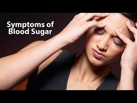 High Sugar Level Symptoms