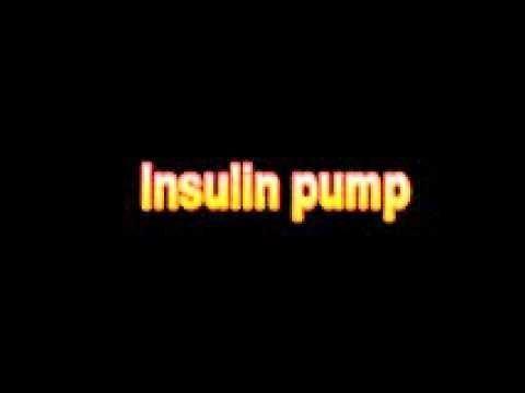 Insulin Definition Medical
