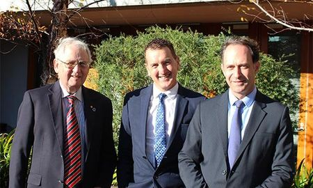 Spanning research and the clinic: top diabetes awards for Garvan leaders