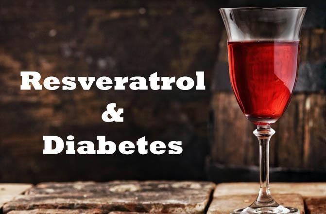Resveratrol Cures Diabetes
