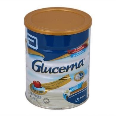 Abbott Glucerna Triple Care Diabetic Milk Vanilla 850g X 2 Tins