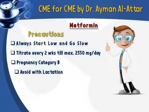 What Is Average Dose Of Metformin