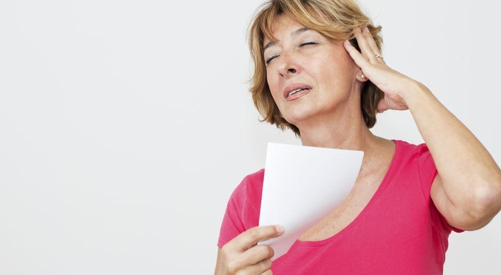 What Your Hot Flashes Could Be Telling You