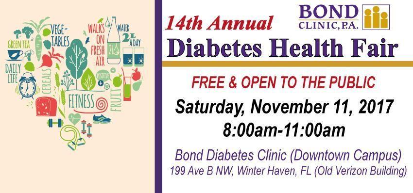 Diabetes Health Fairs