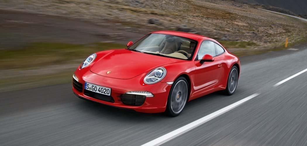 Win A 2015 Porsche 911 Carrera In the 26th Annual Diabetes Foundation Raffle