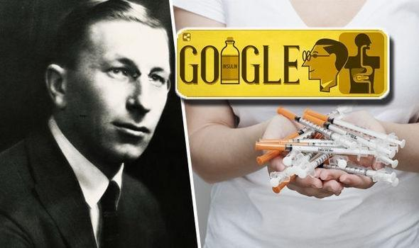 World Diabetes Day: Google celebrates man who discovered insulin could TREAT diabetes
