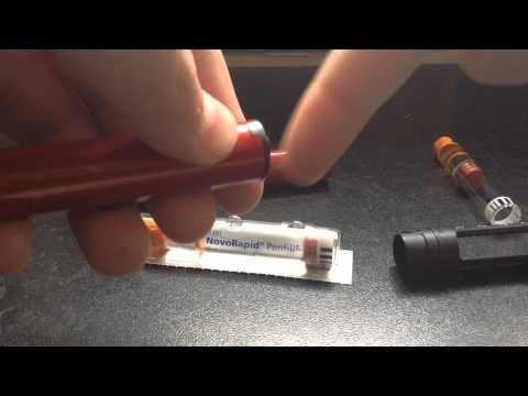 Consumer Level Recall Of Insulin Cartridge
