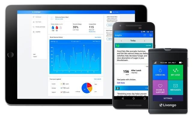 Smart diabetes management service Livongo Health raises $52.5M and looks to new markets