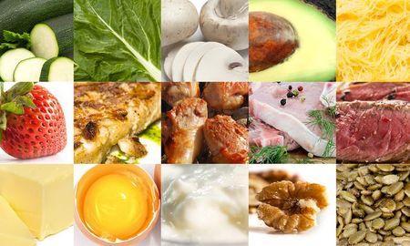 High Calorie Low Carb Low Sugar Foods
