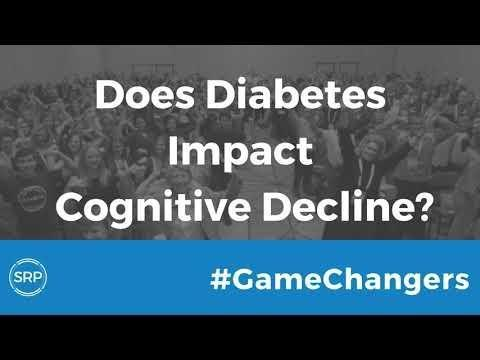 Can Diabetes Cause Cognitive Impairment?