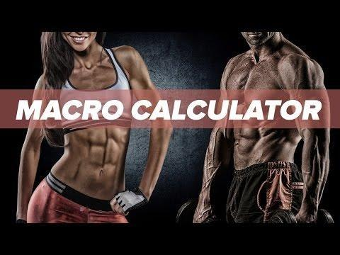 Diabetes Macronutrient Calculator