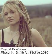 Singer Crystal Bowersox Comes To Terms With Diabetes