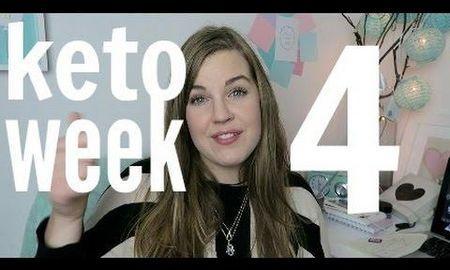 4 Week Keto Results