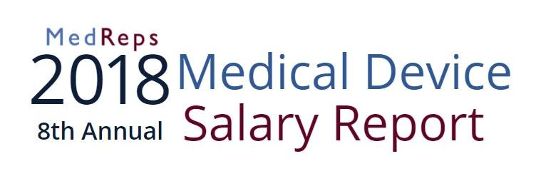 2018 Medical Device Sales Salary Report