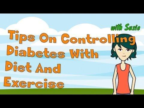 Controlling Diabetes With Diet And Exercise Alone