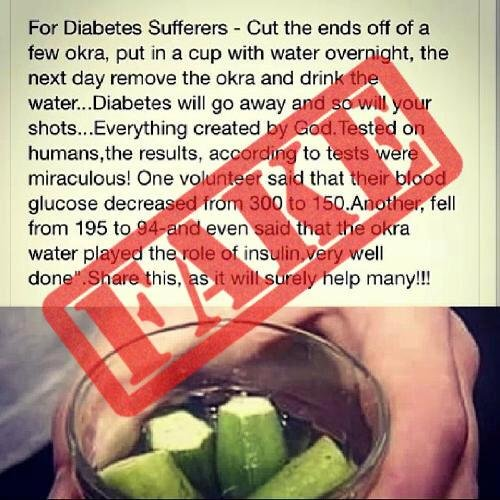 What Can't Cure Diabetes