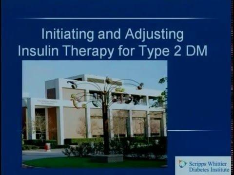 Type 2 Diabetes Insulin Treatment