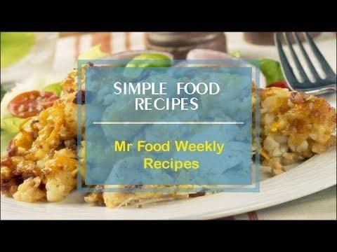 Mr. Food Everyday Diabetic Recipes