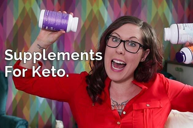 Video: Keto-supporting Supplements