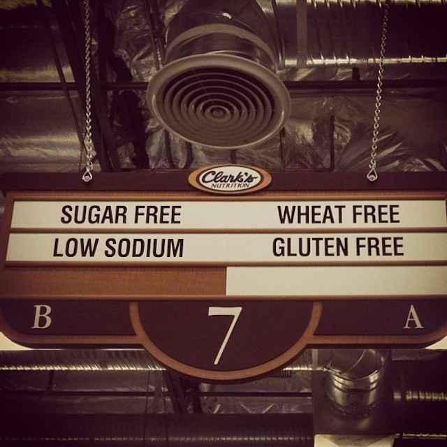 Gluten-free Foods High In Fat, Salt And Sugar
