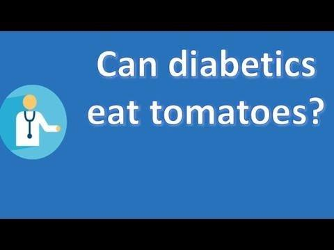 Can Diabetics Have Tomatoes?