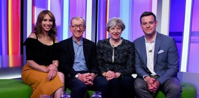 Theresa May Diabetes Bbc